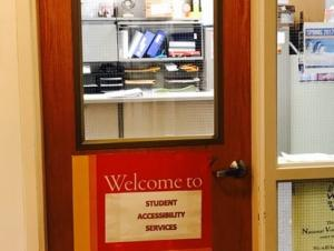 Student Accessibility Services Office